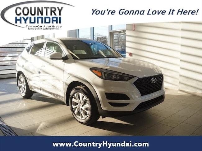 2019 Hyundai Tucson SE SUV For Sale in Northhampton, MA