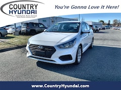 2018 Hyundai Accent SE Sedan For Sale In Northampton, MA