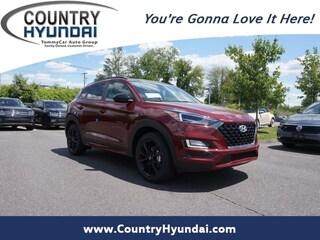 2019 Hyundai Tucson Night SUV For Sale In Northampton, MA