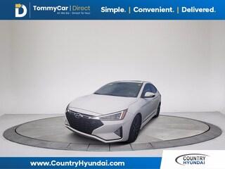 2020 Hyundai Elantra Sport Sedan For Sale In Northampton, MA