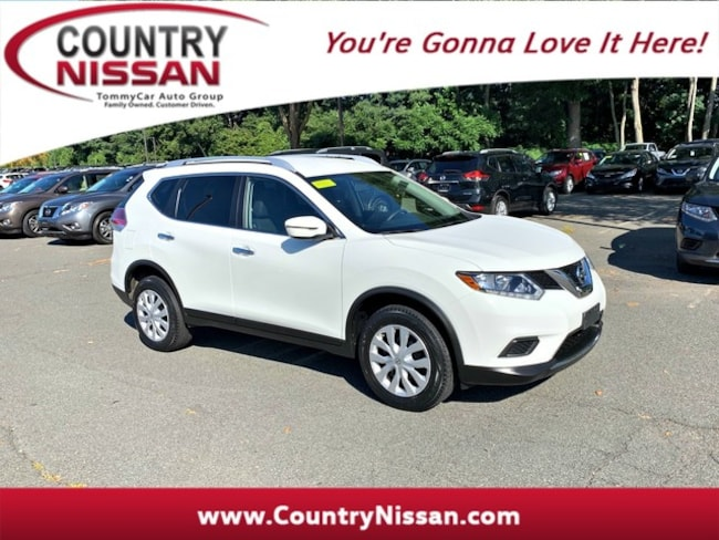2016 Nissan Rogue S SUV For Sale in Hadley, MA