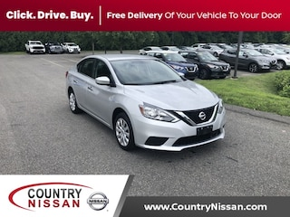 Used 2018 Nissan Sentra S Sedan For Sale In Hadley, MA