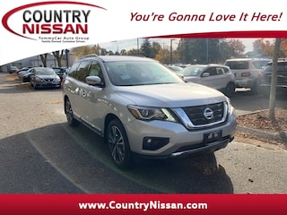 New 2019 Nissan Pathfinder Platinum SUV For Sale In Hadley, MA