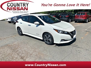 Used 2018 Nissan LEAF SL Hatchback For Sale In Hadley, MA