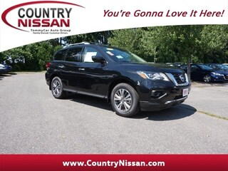 New 2019 Nissan Pathfinder S SUV For Sale In Hadley, MA