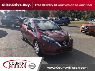Used 2019 Nissan Versa Note SV Hatchback For Sale In Hadley, MA