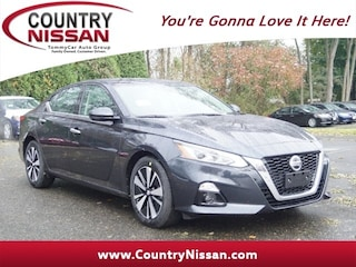 New 2019 Nissan Altima 2.5 SV Sedan For Sale In Hadley, MA