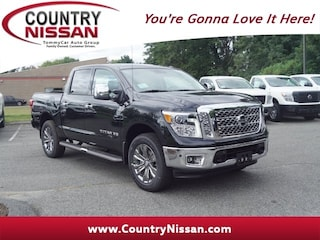 New 2018 Nissan Titan SL Truck Crew Cab For Sale In Hadley, MA
