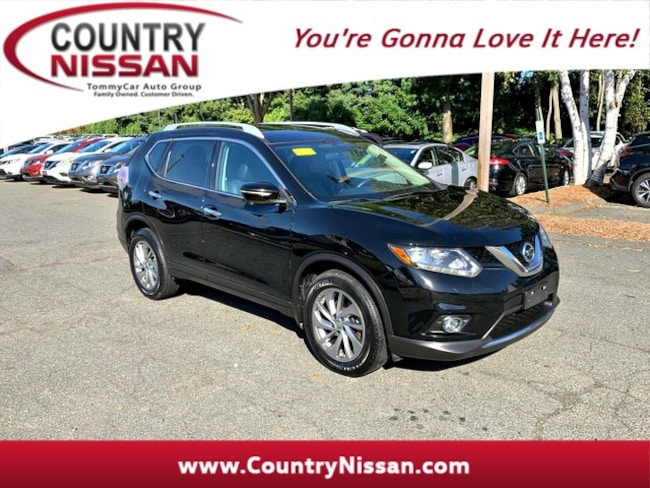 2015 Nissan Rogue SL SUV For Sale in Hadley, MA