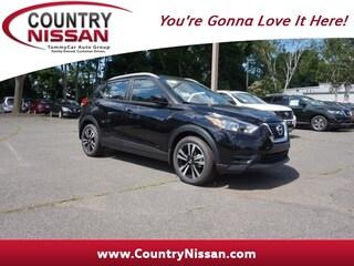 New 2019 Nissan Kicks SV SUV For Sale In Hadley, MA