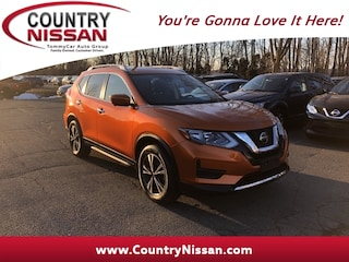 Used 2019 Nissan Rogue SV SUV For Sale In Hadley, MA