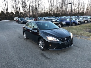 Used 2019 Nissan Sentra S Sedan For Sale In Hadley, MA