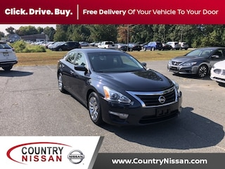 Used 2014 Nissan Altima 2.5 S Sedan For Sale In Hadley, MA
