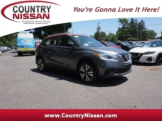 New 2019 Nissan Kicks SV SUV For Sale In Hadley, MA