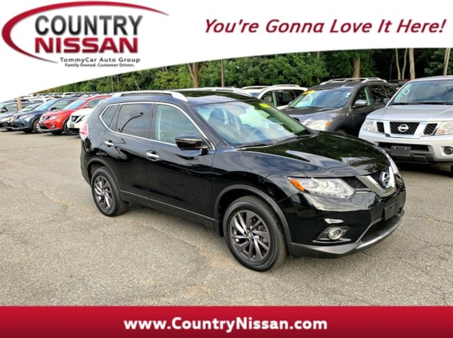 2016 Nissan Rogue SL SUV For Sale in Hadley, MA