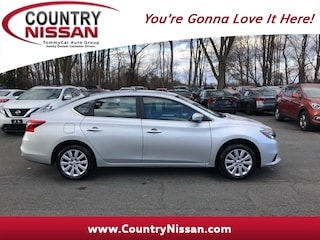 New 2019 Nissan Sentra S Sedan For Sale In Hadley, MA