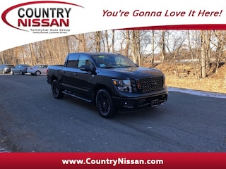 New 2019 Nissan Titan SV Truck Crew Cab For Sale In Hadley, MA