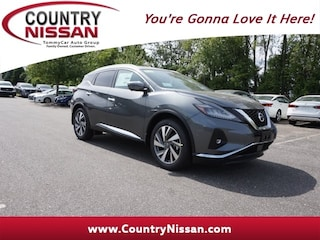 New 2019 Nissan Murano SL SUV For Sale In Hadley, MA
