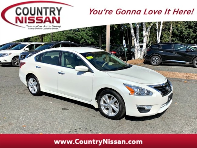 2013 Nissan Altima 2.5 SV Sedan For Sale in Hadley, MA
