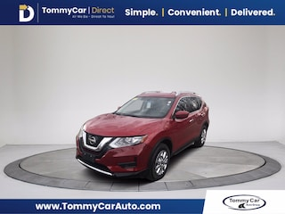 Used 2017 Nissan Rogue SV SUV For Sale In Hadley, MA