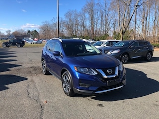 Used 2020 Nissan Rogue SV SUV For Sale In Hadley, MA