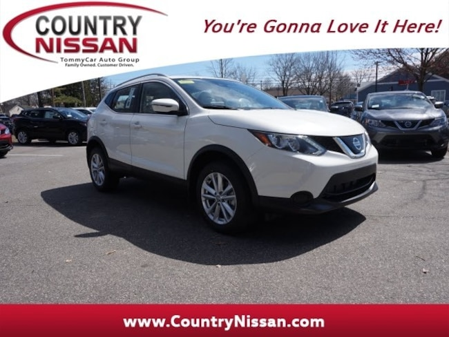 2019 Nissan Rogue Sport SV SUV For Sale in Hadley, MA