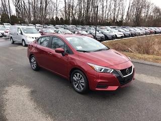 New 2020 Nissan Versa 1.6 SV Sedan For Sale In Hadley, MA