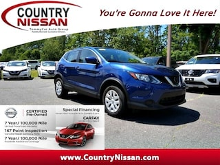 Used 2018 Nissan Rogue Sport S SUV For Sale In Hadley, MA