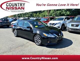 Used 2017 Nissan Altima 2.5 Sedan For Sale In Hadley, MA