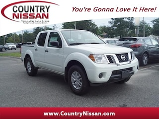 New 2019 Nissan Frontier SV Truck Crew Cab For Sale In Hadley, MA
