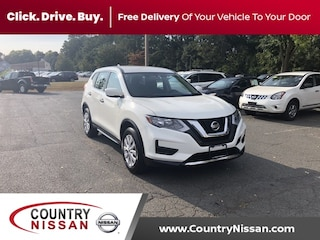 Used 2018 Nissan Rogue SV SUV For Sale In Hadley, MA