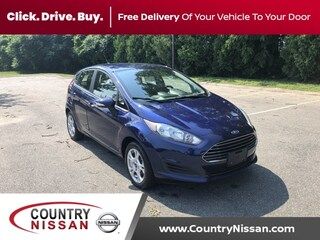 Used 2016 Ford Fiesta SE Hatchback For Sale In Hadley, MA