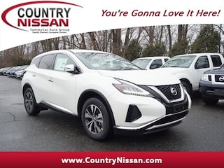 New 2019 Nissan Murano S SUV For Sale In Hadley, MA