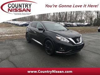 Used 2017 Nissan Murano Platinum SUV For Sale In Hadley, MA