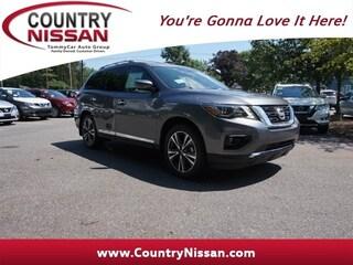 2019 Nissan Pathfinder Platinum SUV For Sale In Hadley, MA