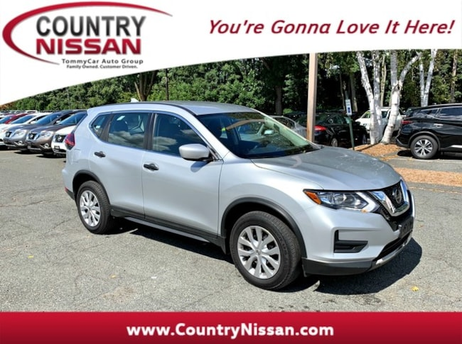 2018 Nissan Rogue S SUV For Sale in Hadley, MA