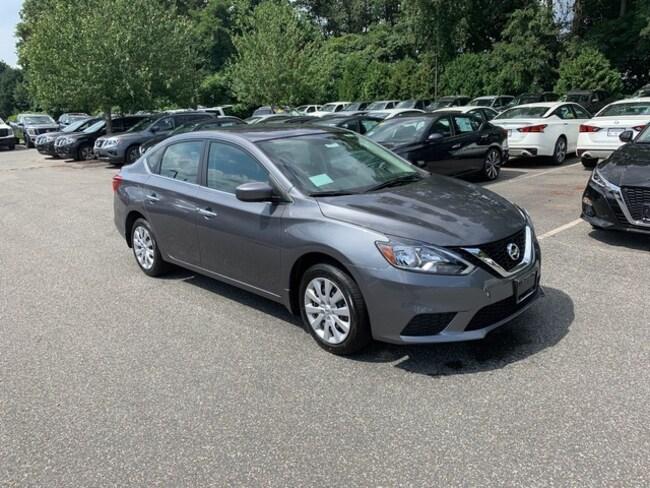 2019 Nissan Sentra S Sedan For Sale in Hadley, MA