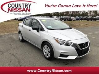 New 2020 Nissan Versa 1.6 S Sedan For Sale In Hadley, MA