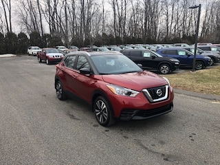 Used 2018 Nissan Kicks SV SUV For Sale In Hadley, MA