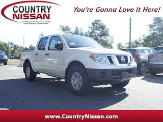 New 2019 Nissan Frontier S Truck Crew Cab For Sale In Hadley, MA