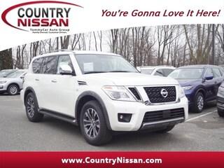 New 2019 Nissan Armada SL SUV For Sale In Hadley, MA