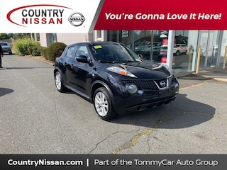 Used 2012 Nissan Juke S SUV For Sale In Hadley, MA