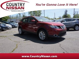 New 2019 Nissan Rogue Sport SV SUV For Sale In Hadley, MA
