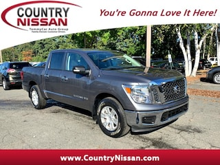 Used 2018 Nissan Titan SV Truck Crew Cab For Sale In Hadley, MA