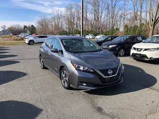 Used 2018 Nissan LEAF SV Hatchback For Sale In Hadley, MA