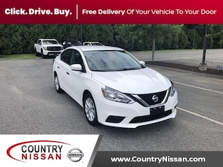 Used 2018 Nissan Sentra SV Sedan For Sale In Hadley, MA