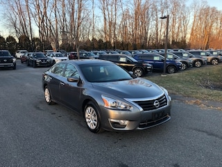Used 2015 Nissan Altima 2.5 S Sedan For Sale In Hadley, MA
