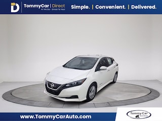 Used 2018 Nissan LEAF S Hatchback For Sale In Hadley, MA