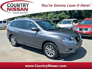Used 2016 Nissan Pathfinder S SUV For Sale In Hadley, MA