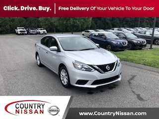 Used 2019 Nissan Sentra SV Sedan For Sale In Hadley, MA
